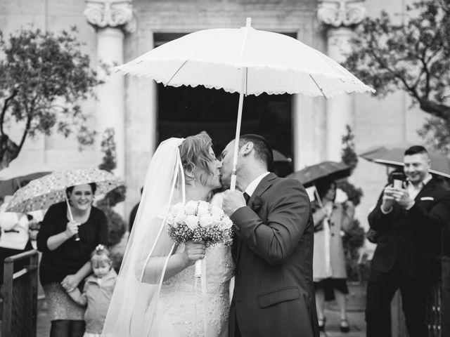 Il matrimonio di Nino e Helga a Altavilla Milicia, Palermo 16