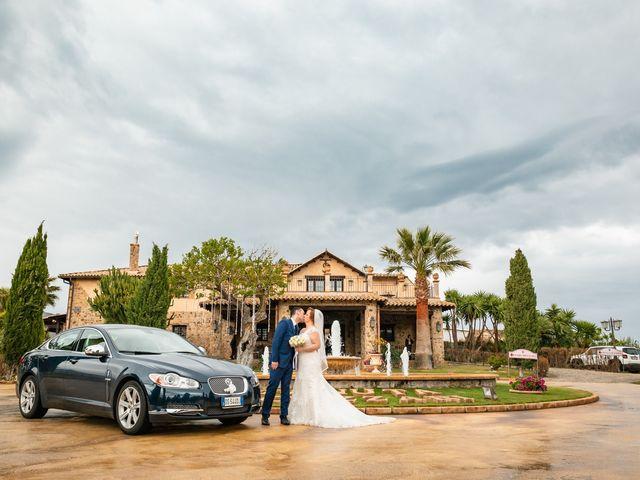 Il matrimonio di Nino e Helga a Altavilla Milicia, Palermo 17