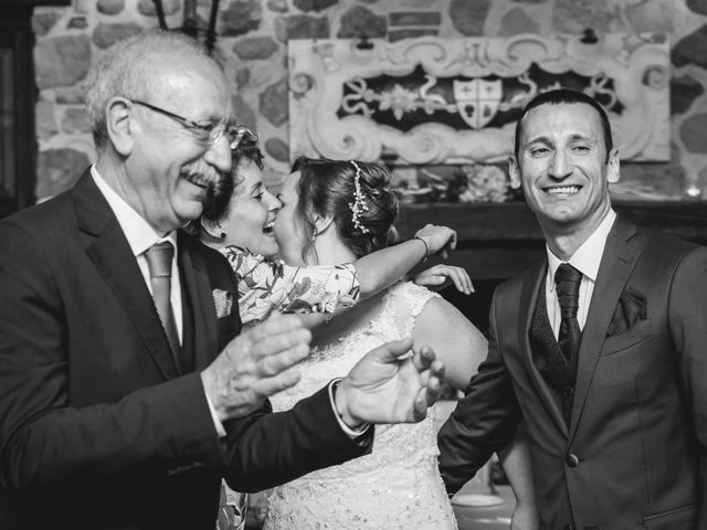 Il matrimonio di Nino e Helga a Altavilla Milicia, Palermo 34