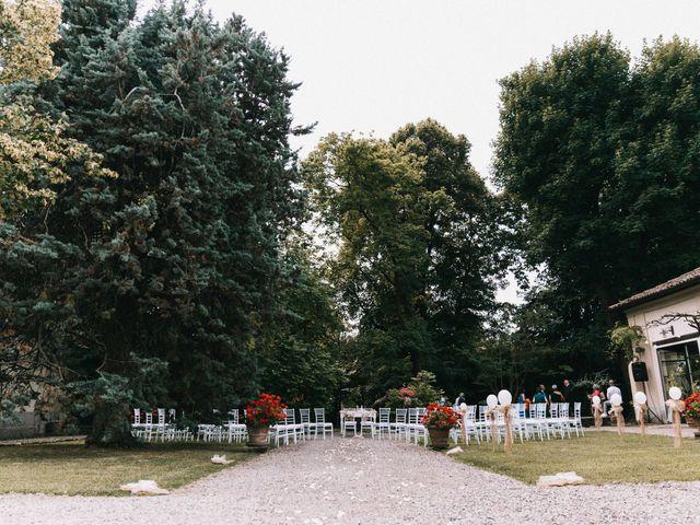 Il matrimonio di Mattia e Vanessa a Rovellasca, Como 20