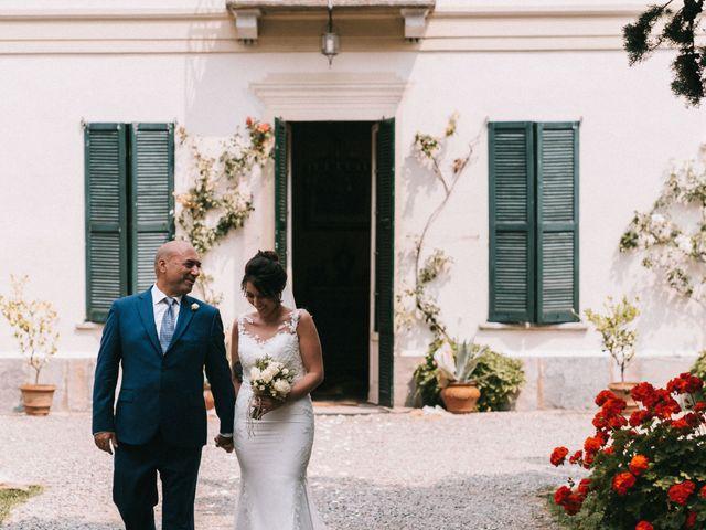 Il matrimonio di Mattia e Vanessa a Rovellasca, Como 26