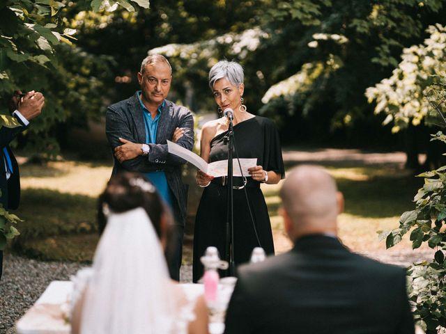 Il matrimonio di Mattia e Vanessa a Rovellasca, Como 29