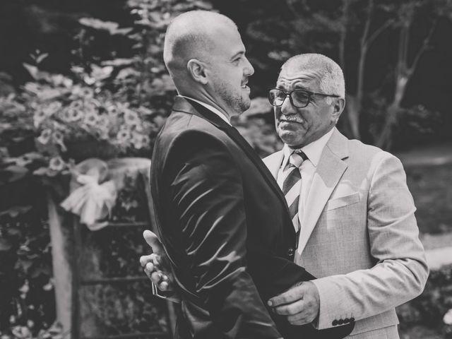 Il matrimonio di Mattia e Vanessa a Rovellasca, Como 32