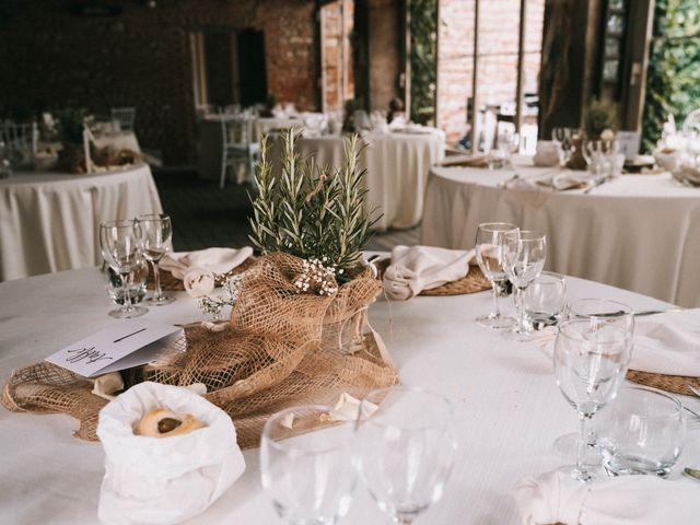 Il matrimonio di Mattia e Vanessa a Rovellasca, Como 34