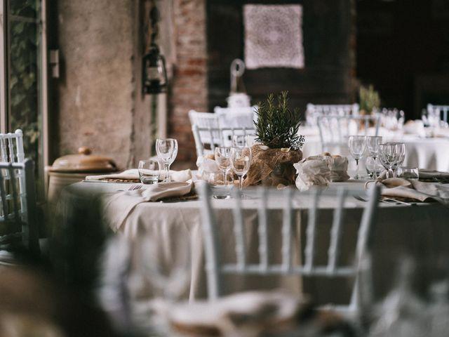 Il matrimonio di Mattia e Vanessa a Rovellasca, Como 37
