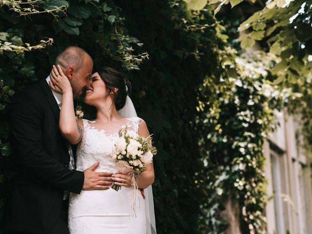 Il matrimonio di Mattia e Vanessa a Rovellasca, Como 40
