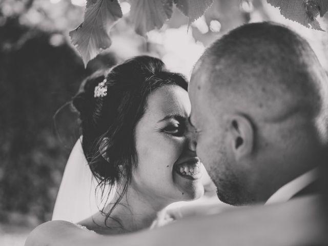 Il matrimonio di Mattia e Vanessa a Rovellasca, Como 42