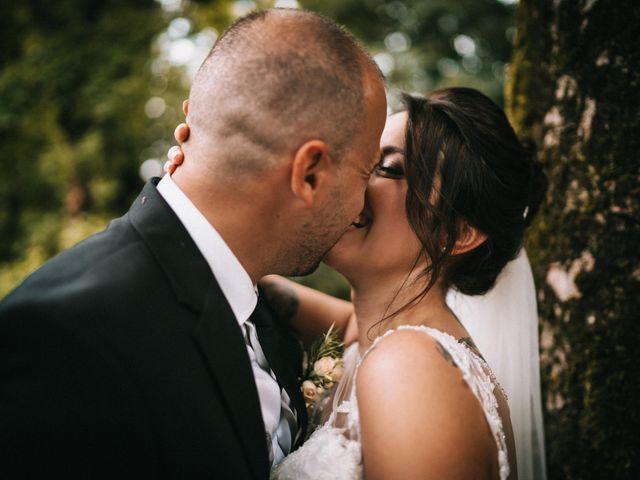 Il matrimonio di Mattia e Vanessa a Rovellasca, Como 44
