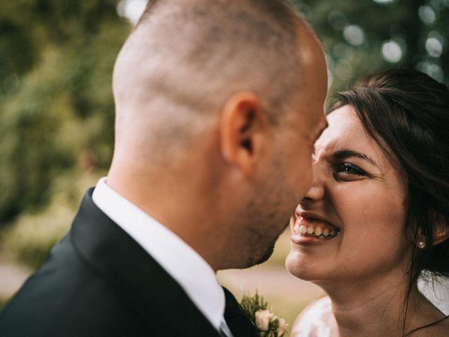 Il matrimonio di Mattia e Vanessa a Rovellasca, Como 46