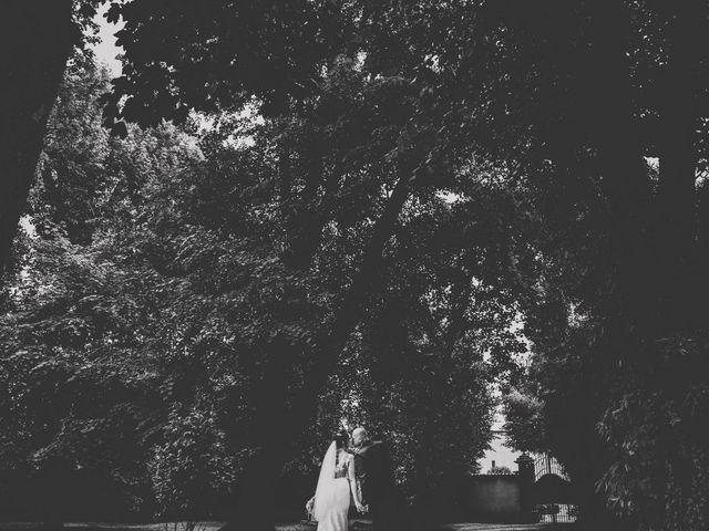 Il matrimonio di Mattia e Vanessa a Rovellasca, Como 1