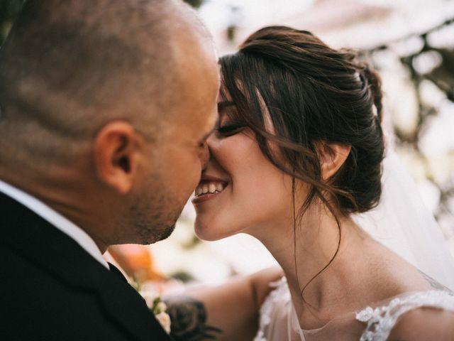 Il matrimonio di Mattia e Vanessa a Rovellasca, Como 47