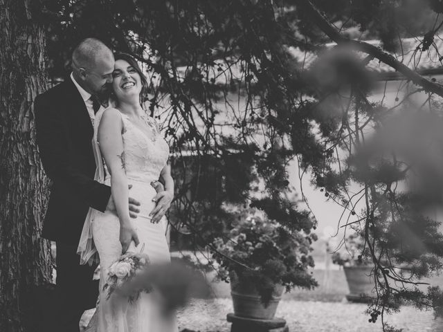 Il matrimonio di Mattia e Vanessa a Rovellasca, Como 48