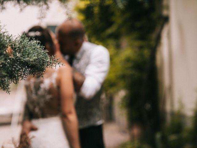 Il matrimonio di Mattia e Vanessa a Rovellasca, Como 50