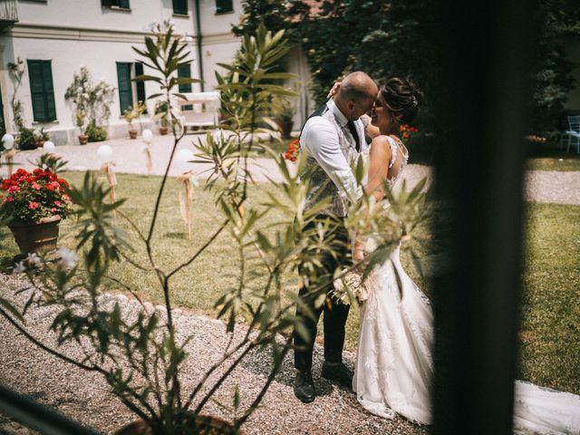 Il matrimonio di Mattia e Vanessa a Rovellasca, Como 52