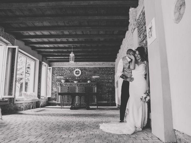 Il matrimonio di Mattia e Vanessa a Rovellasca, Como 54
