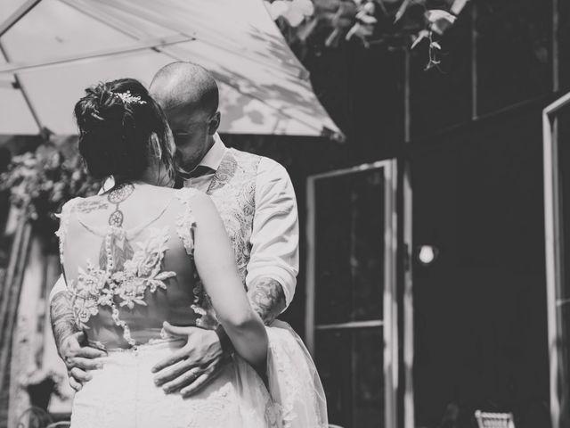 Il matrimonio di Mattia e Vanessa a Rovellasca, Como 56