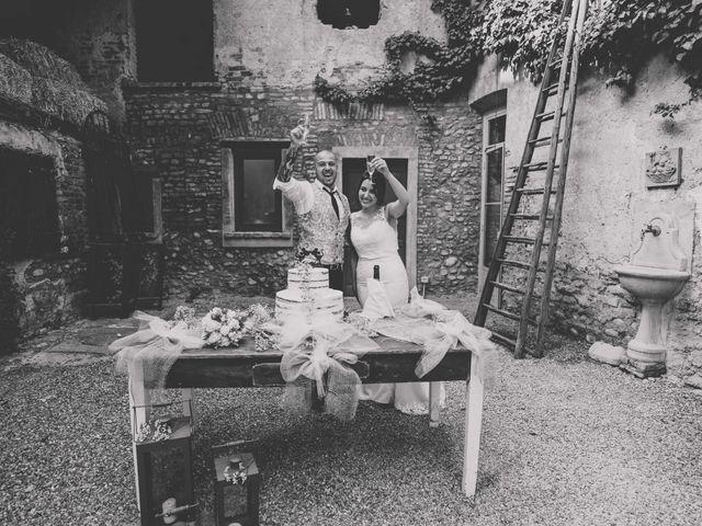 Il matrimonio di Mattia e Vanessa a Rovellasca, Como 61