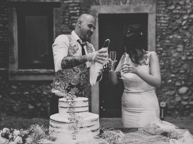 Il matrimonio di Mattia e Vanessa a Rovellasca, Como 62