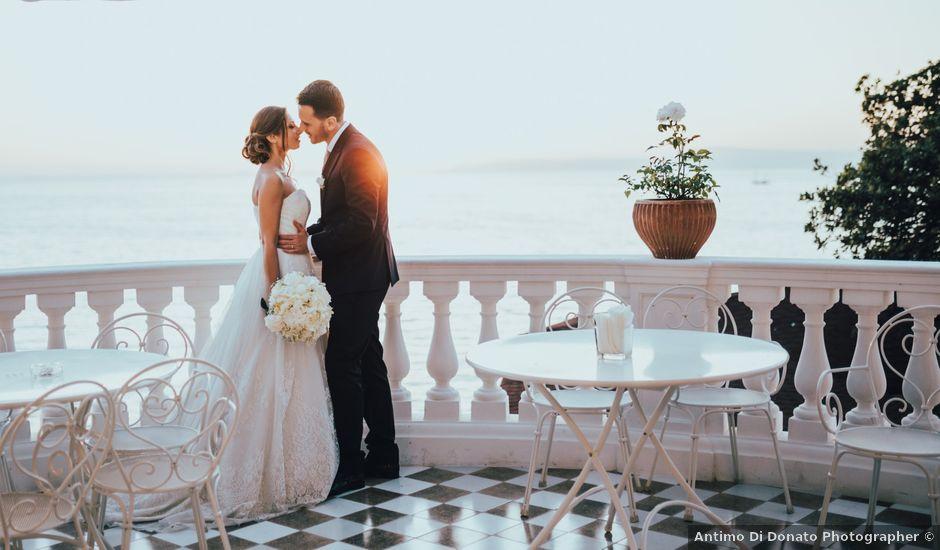 Il matrimonio di Claudio e Roberta a Carinaro, Caserta