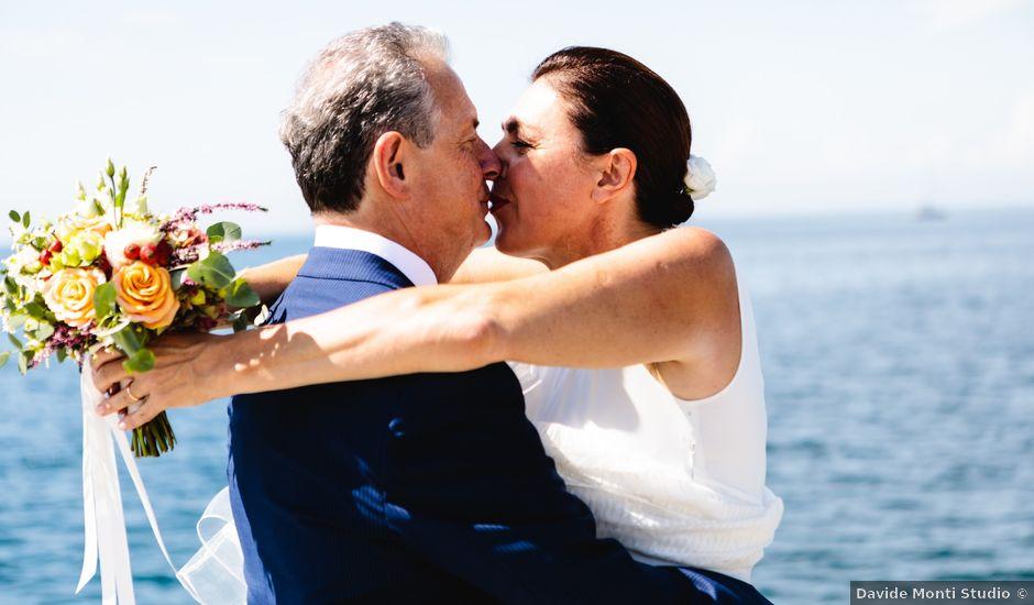 Il matrimonio di Alessandro e Lara a Trieste, Trieste