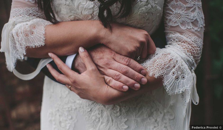 Il matrimonio di Simone e Ilaria a Pontenure, Piacenza