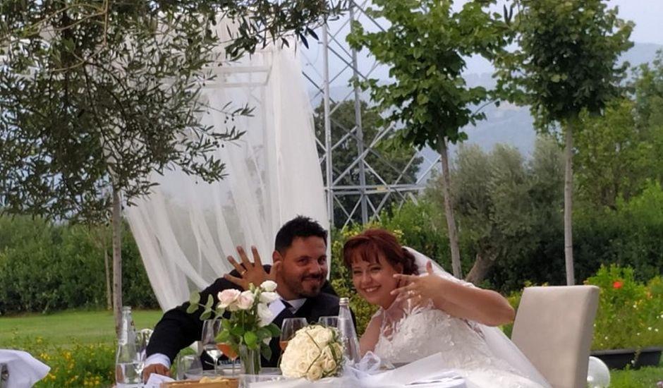 Il matrimonio di Mario e Veronica a Carpinone, Isernia