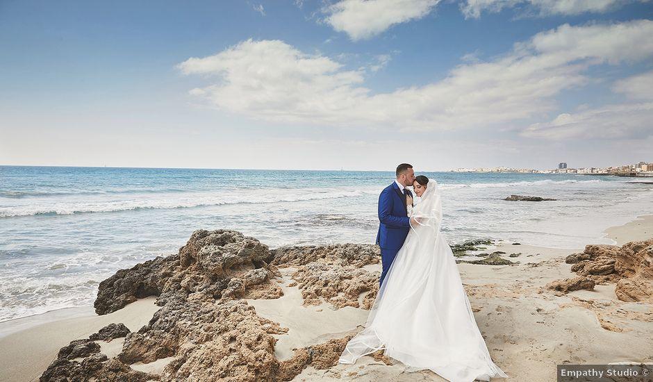 Il matrimonio di Emanuele e Anna Chiara a Gallipoli, Lecce