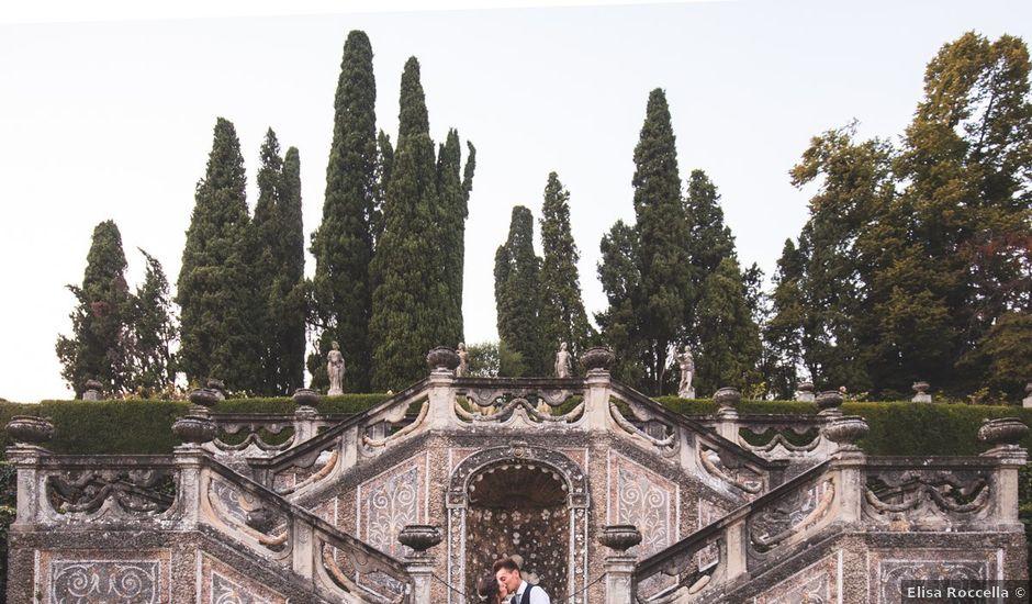 Il matrimonio di Alessandro e Paola a Montevecchia, Lecco
