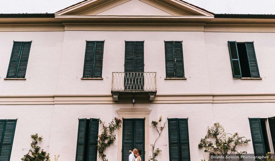 Il matrimonio di Mattia e Vanessa a Rovellasca, Como
