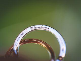 le nozze di Samira e Gianluca 2