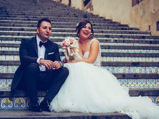 Le nozze di Anita e Carmelo