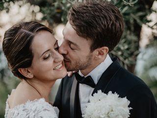 Le nozze di Mariateresa e Alberto