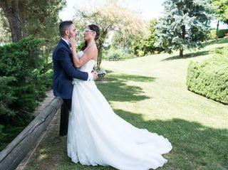 Le nozze di Antonella e Fabio