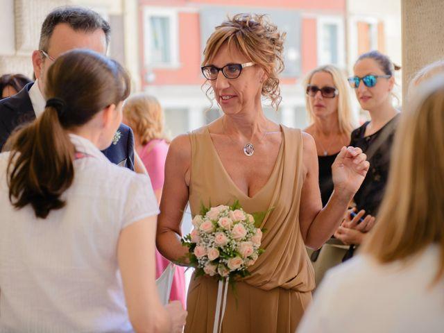 Il matrimonio di Fabrizio e Marina a Udine, Udine 6