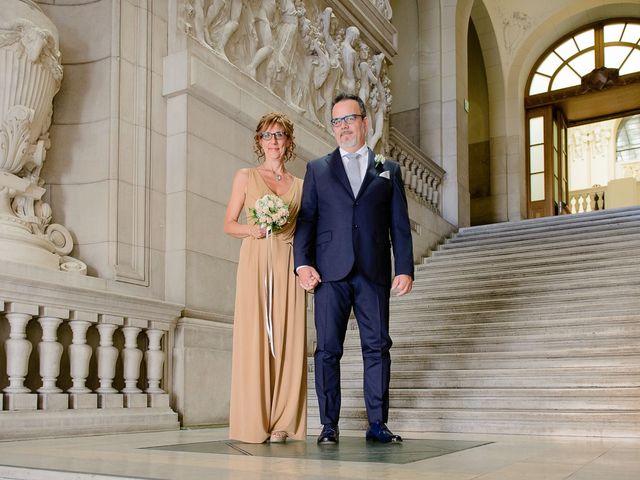 Il matrimonio di Fabrizio e Marina a Udine, Udine 9