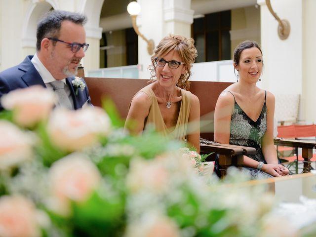 Il matrimonio di Fabrizio e Marina a Udine, Udine 12