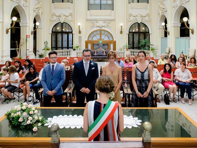Il matrimonio di Fabrizio e Marina a Udine, Udine 17