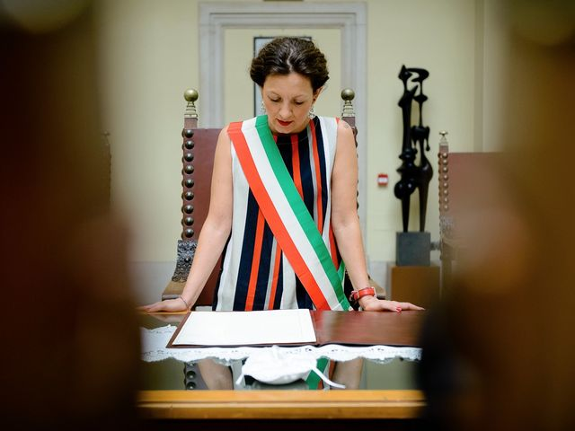 Il matrimonio di Fabrizio e Marina a Udine, Udine 22