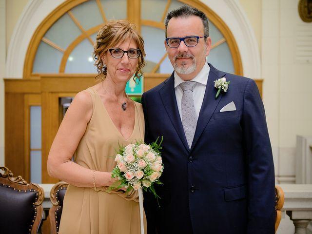 Il matrimonio di Fabrizio e Marina a Udine, Udine 25