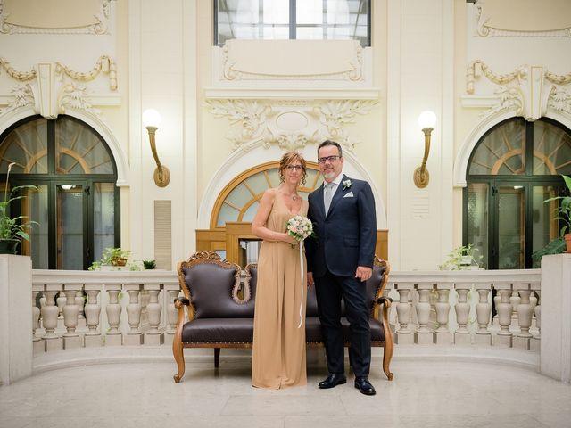 Il matrimonio di Fabrizio e Marina a Udine, Udine 26