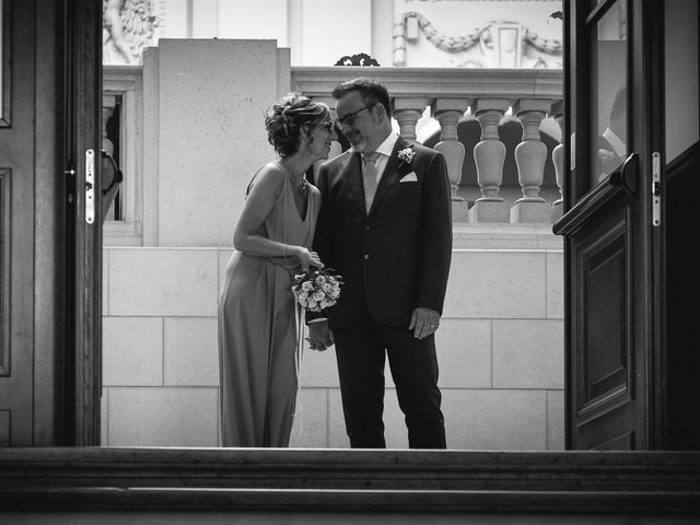 Il matrimonio di Fabrizio e Marina a Udine, Udine 27