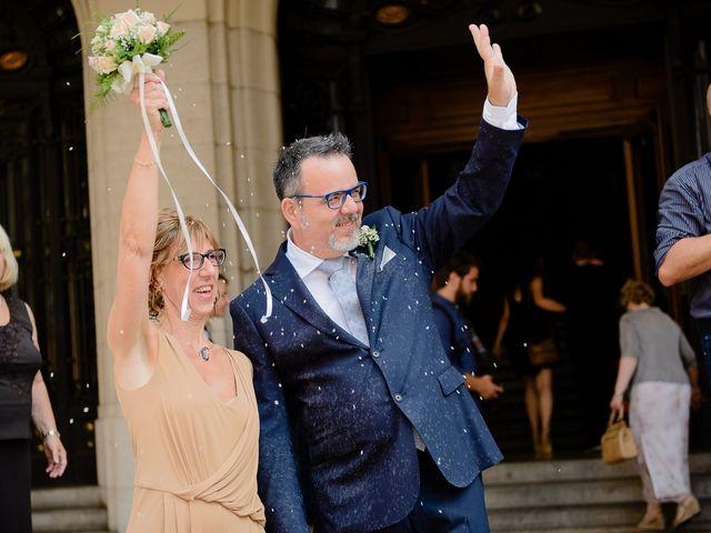 Il matrimonio di Fabrizio e Marina a Udine, Udine 29