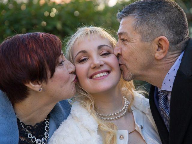 Il matrimonio di Francesco e Sara a Maclodio, Brescia 33