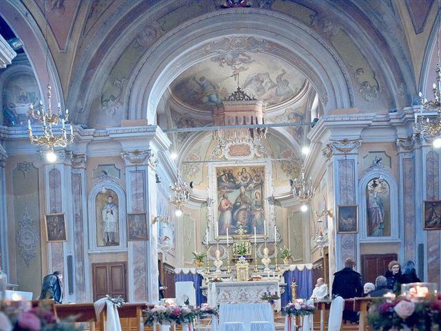 Il matrimonio di Francesco e Sara a Maclodio, Brescia 37