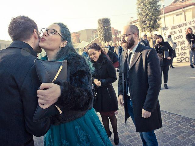 Il matrimonio di Francesco e Sara a Maclodio, Brescia 41