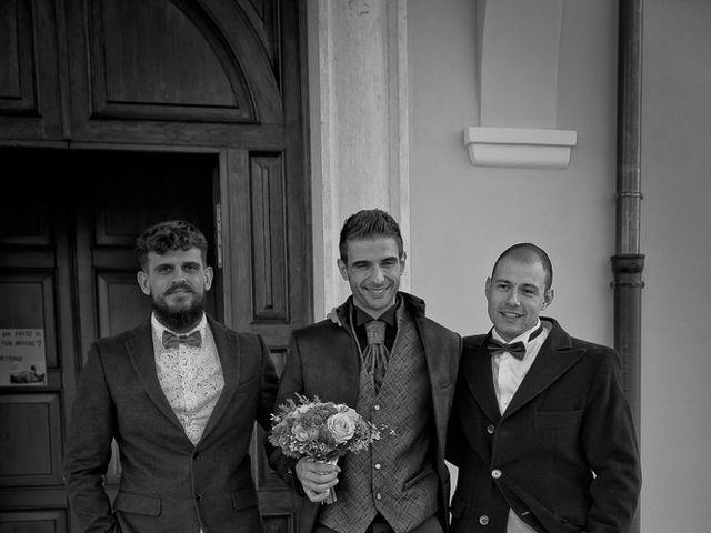 Il matrimonio di Francesco e Sara a Maclodio, Brescia 42