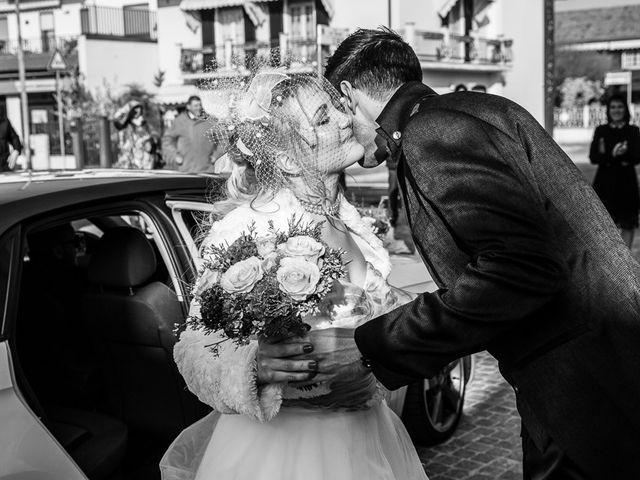 Il matrimonio di Francesco e Sara a Maclodio, Brescia 44