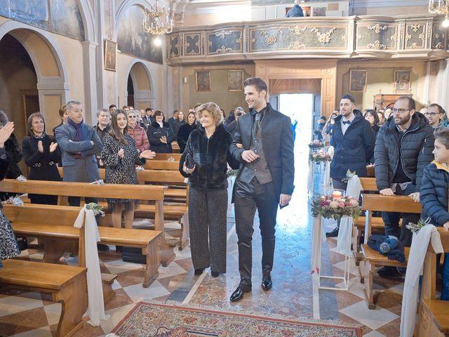 Il matrimonio di Francesco e Sara a Maclodio, Brescia 49