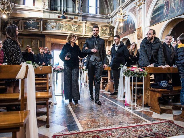 Il matrimonio di Francesco e Sara a Maclodio, Brescia 48