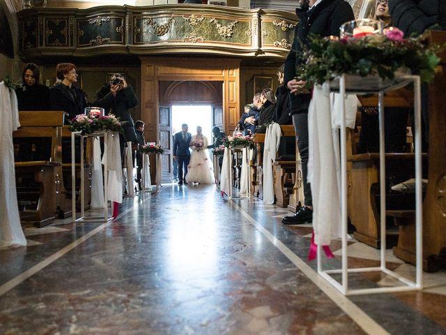 Il matrimonio di Francesco e Sara a Maclodio, Brescia 51